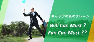 「Will Can Must」と「Fun Can Must」